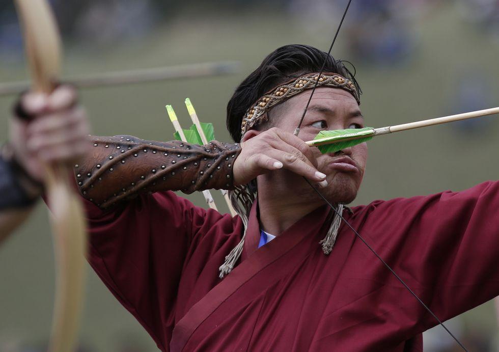 The Beautiful, Bizarre, And Tradition-Saving Nomadic Olympics