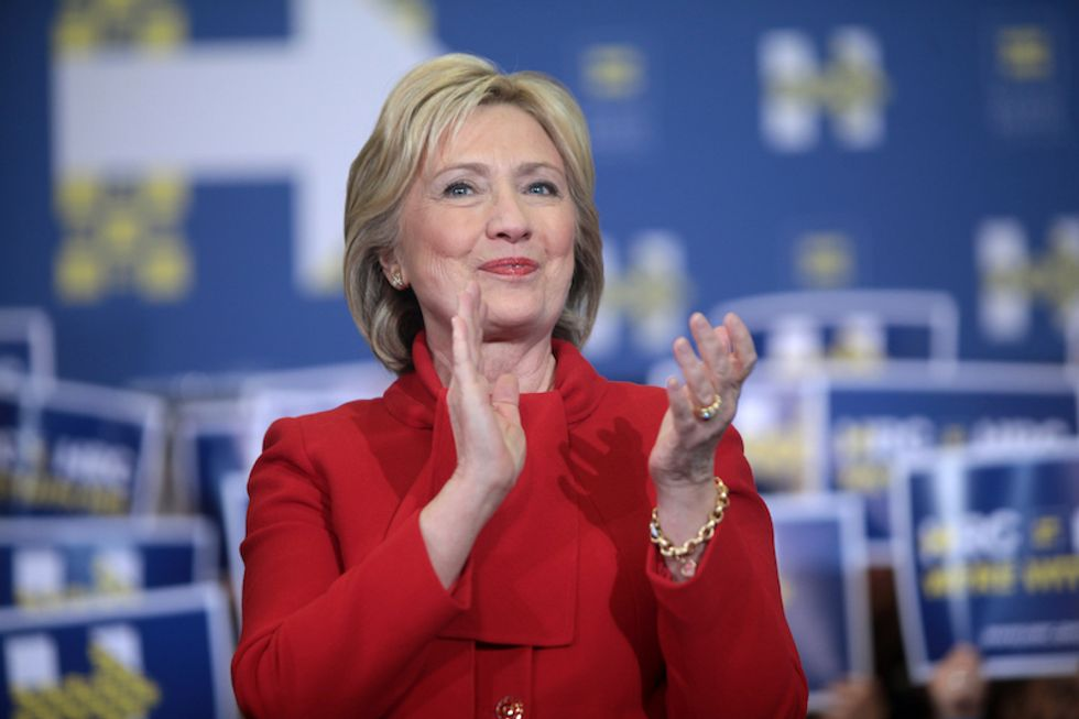 Hillary Clinton Explains How Sexism Works In Humans Of New York Photo
