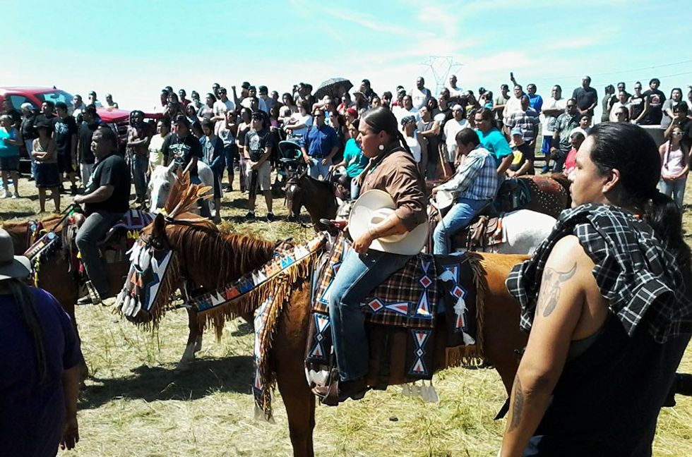 What You Need To Know About The North Dakota Access Pipeline Dispute