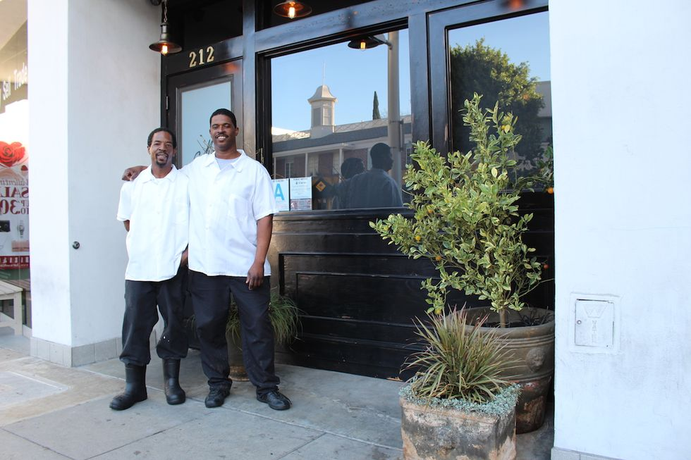 The Road From Prison To A Celebrity Chef's Restaurant Isn't Paved In Gold