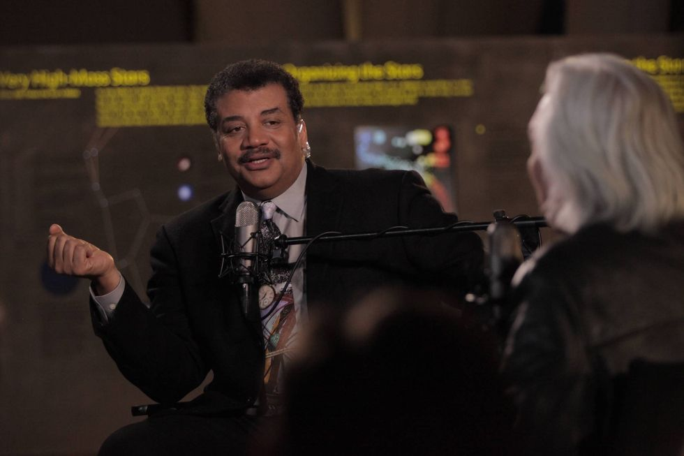 Time Travel, Marijuana, Trump: Neil DeGrasse Tyson Just Wants To Help You Understand The Mysteries Of The Universe