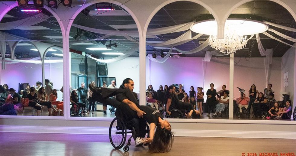 Ballroom Dancing On Wheels