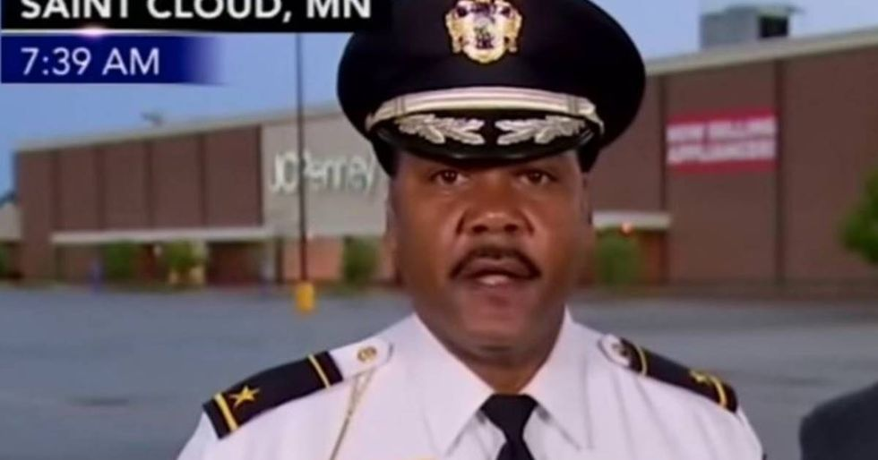 St. Cloud Police Chief Stands Up To FOX News' Anti-Immigrant Paronoia