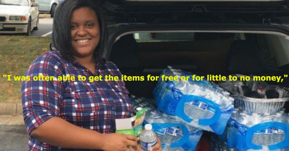 Woman Wants to Feed 30,000 Hungry And Homeless Using Extreme Couponing