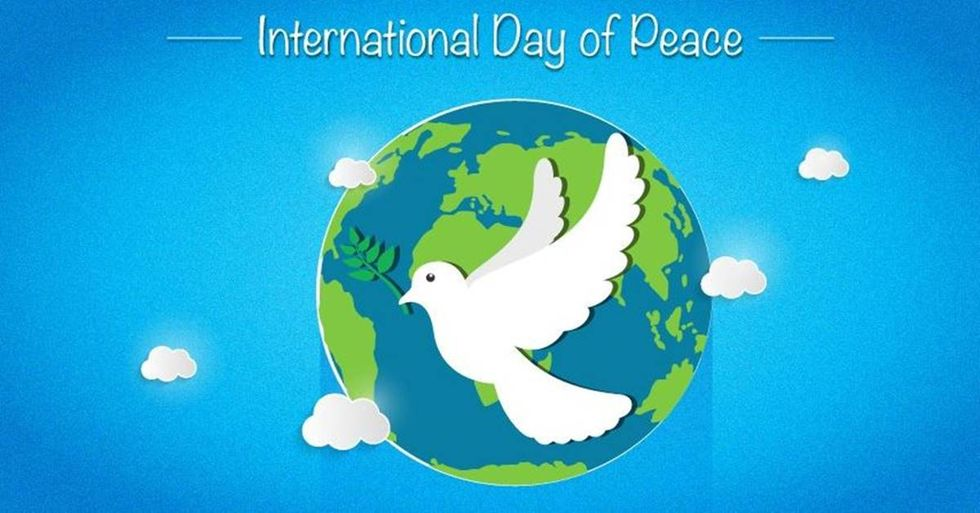 The World Celebrates The International Day Of Peace