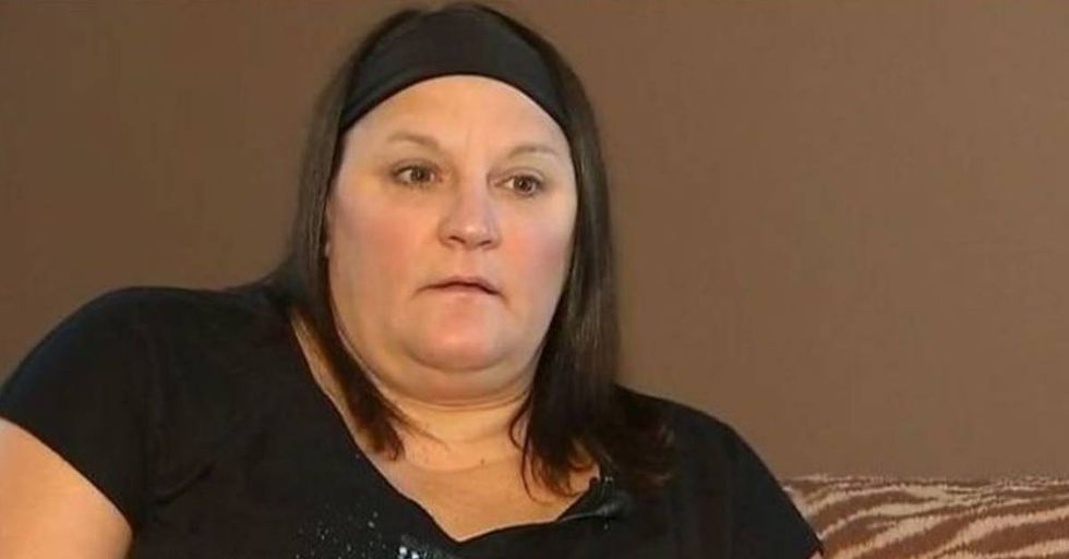 Lunch Lady Quits After Being Forced To Take Away A Child's Hot Meal