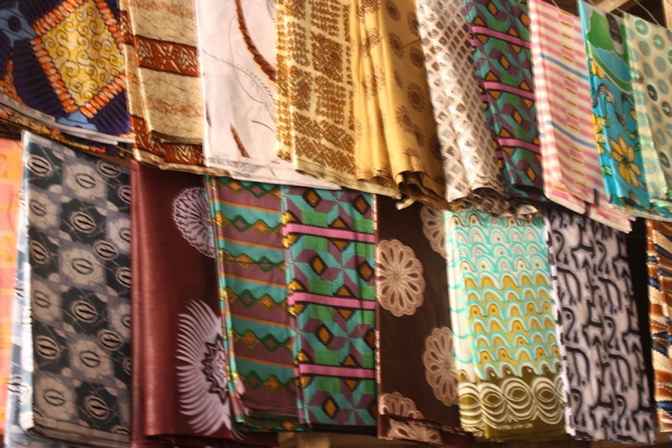 How Adult Literacy Boosts the Textile Sector in Liberia