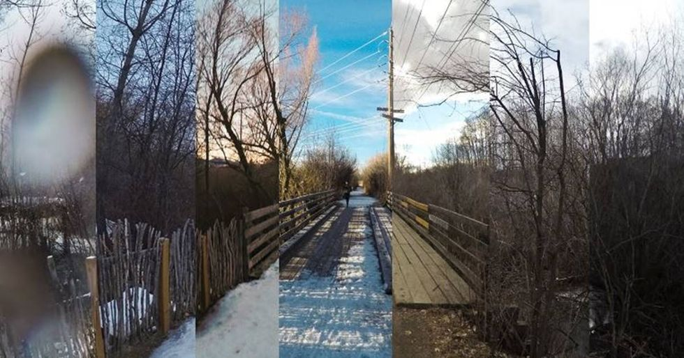 Hyperlapse Video Shows What It's Like To Run Through The Seasons