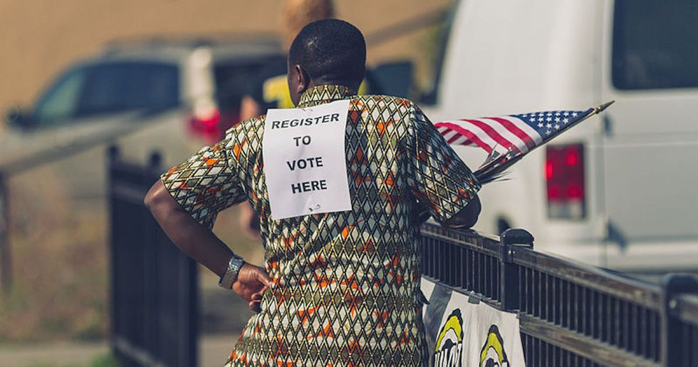 Registering To Vote Is Way Easier Than You Think