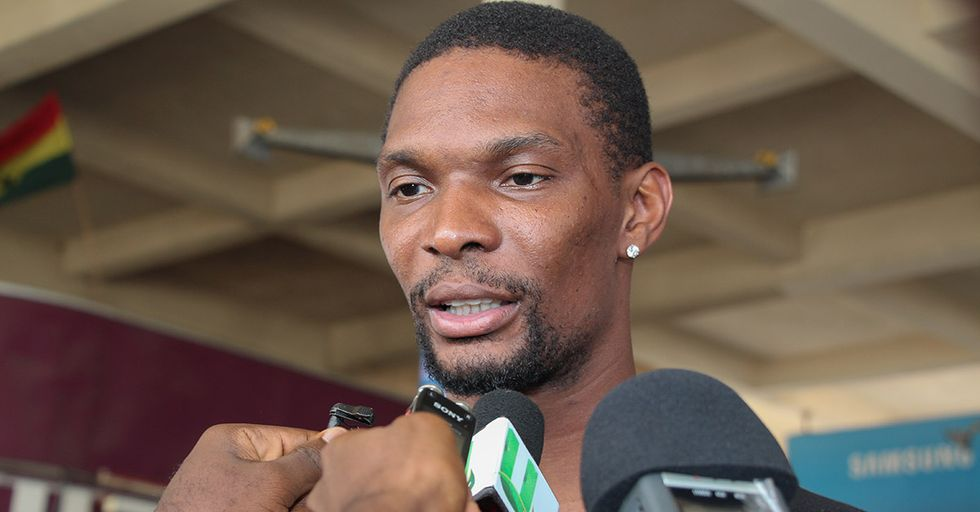 Pat Riley Says Chris Bosh's Miami Career Is 'Over' Due To Blood Clot Issue