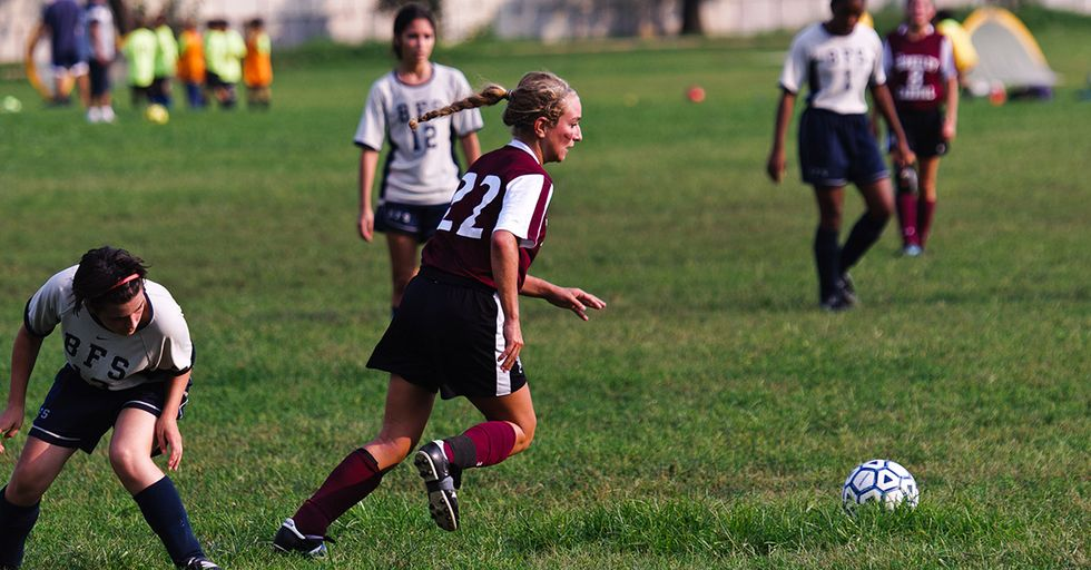 Boys HS Soccer Team Refuses To Play Against Co-Ed Squad, Citing 'Religious Beliefs'