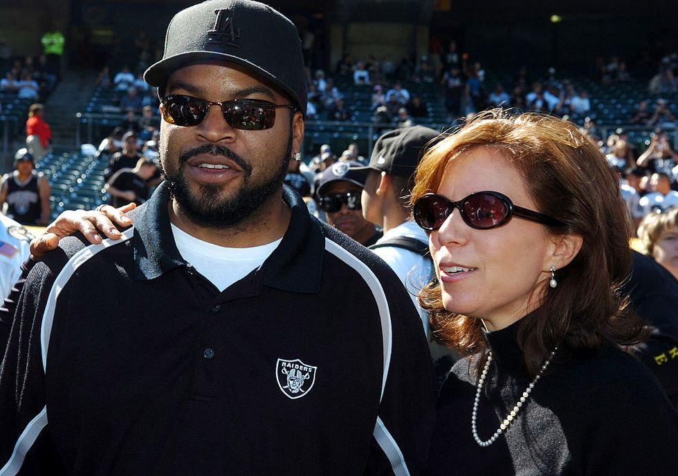 Amy Trask Literally Wrote The Book On Women In The NFL