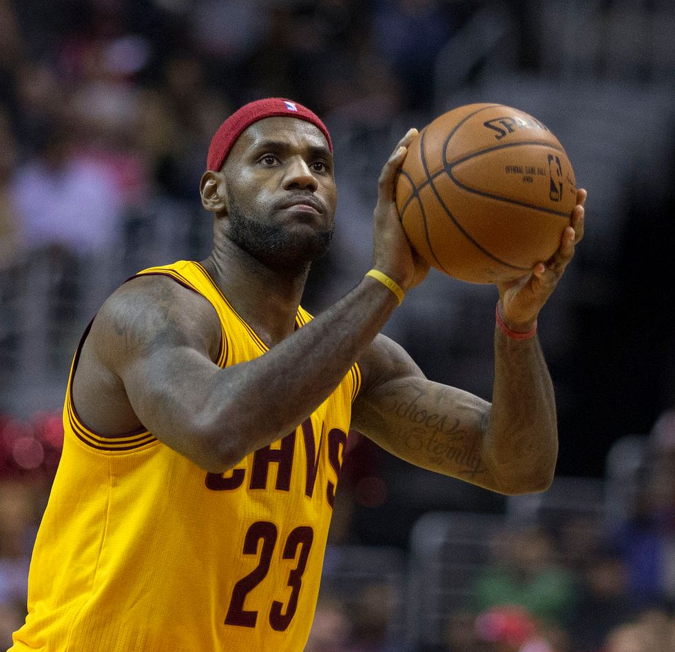 Here's Why LeBron James Fears For His Son's Life