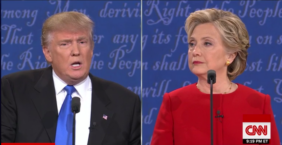 The 7 Best Lines From Tonight's Debate So Far
