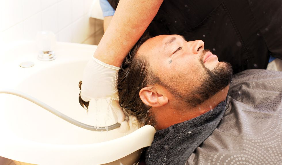 Wash, Rinse, Redeem: A Look Inside A Beauty School—In A Men's Prison