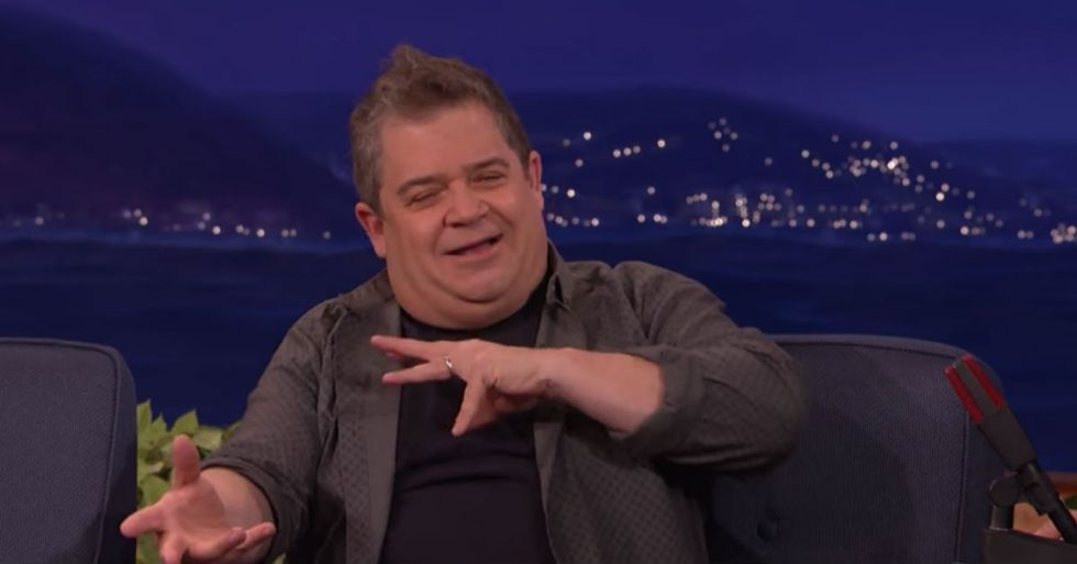 Patton Oswalt On Coping With Humor After Wife's Death