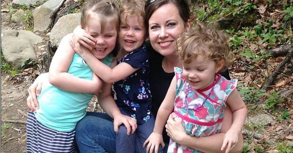 Anti-Vaxxer Mom Changes Views After Kids Get Sick