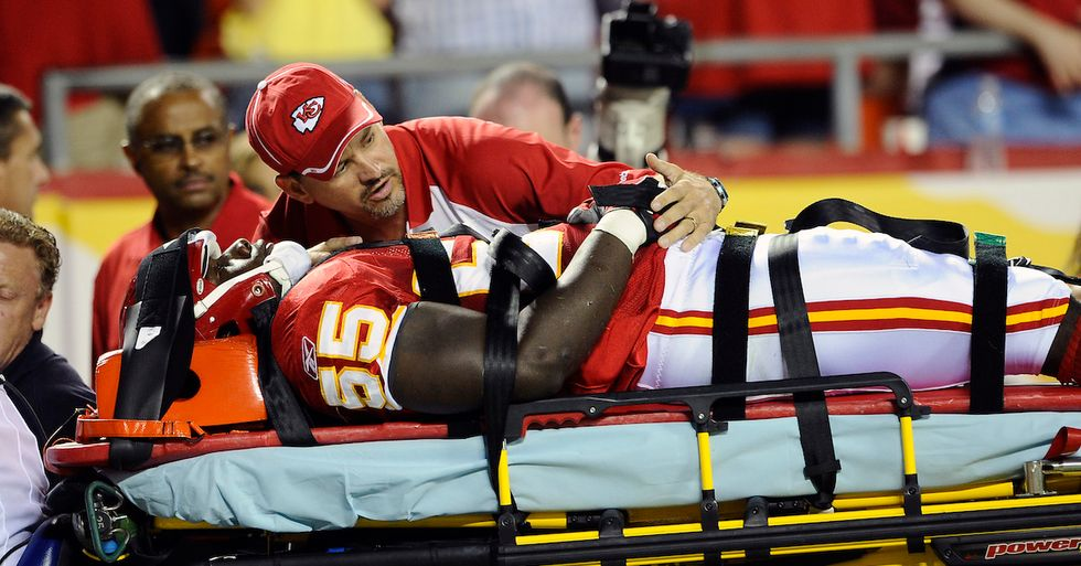 Three Games Into The NFL Season, 839 Players Have Been Injured
