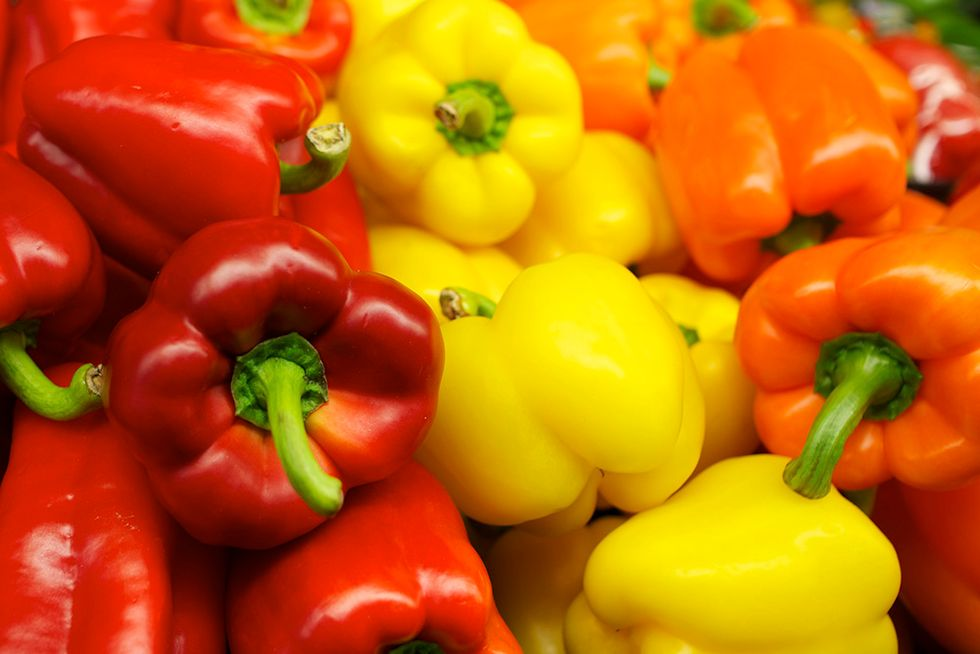 Never Underestimate the Power of Bell Peppers