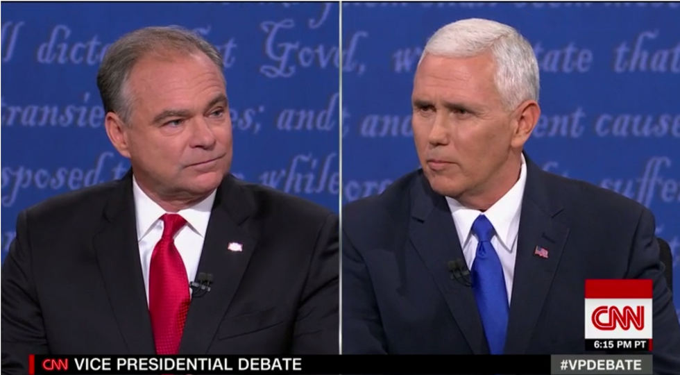 The 10 Best Lines From The VP Debate (So Far)