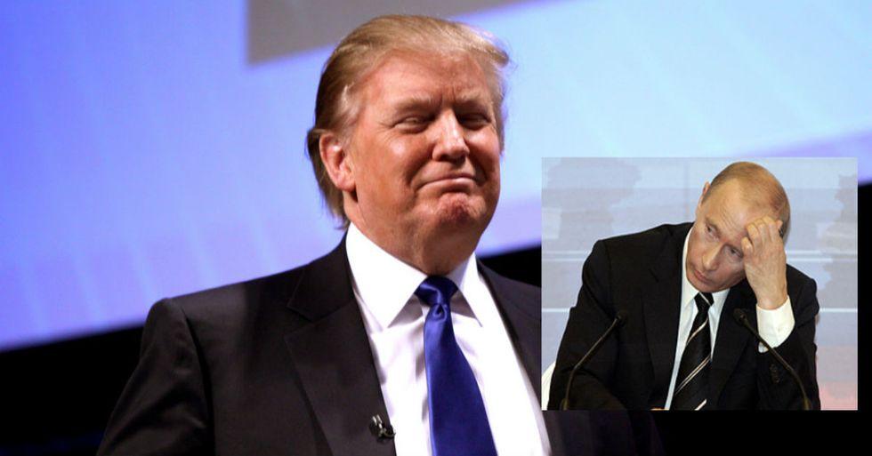 Tim Kaine Says Trump 'Loves Dictators'