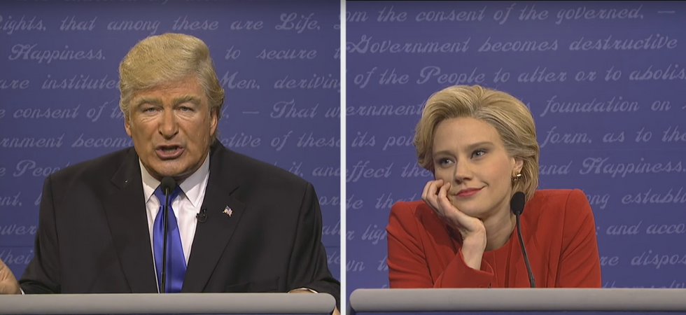 How 'Saturday Night Live' Could Make Or Break The Election