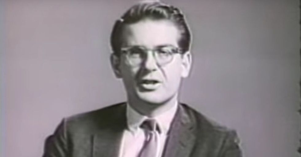 This Republican's 'Confession' From The 1964 Election Is Eerily Appropriate Today