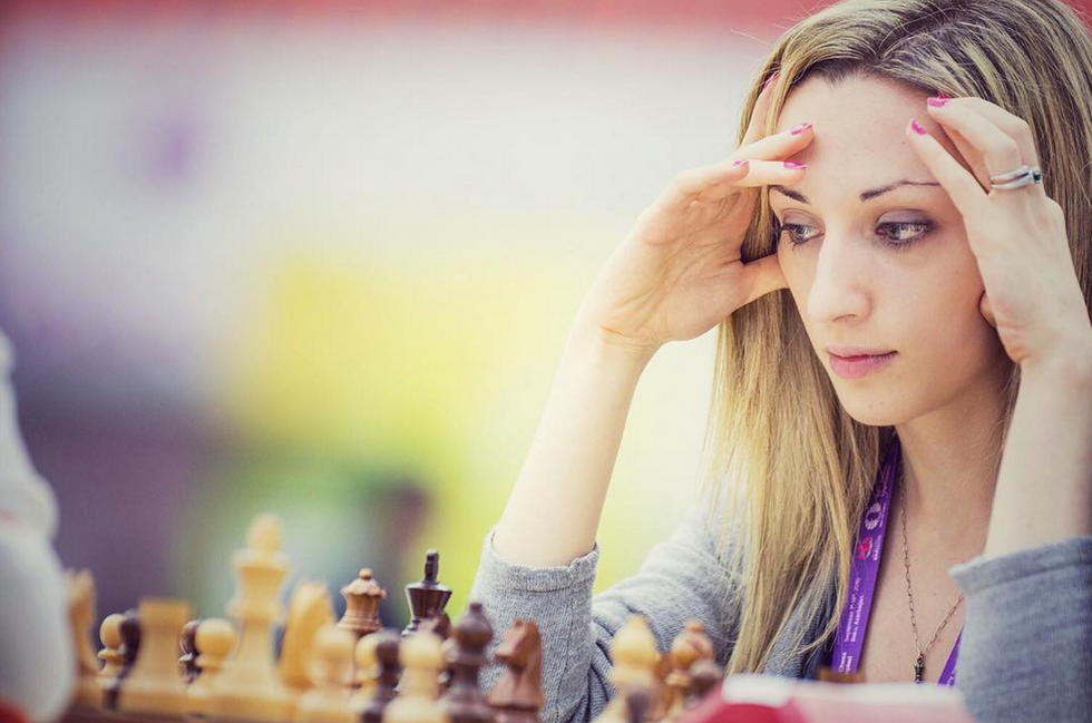 This Is Why One Chess Star Is Boycotting The World Championships In Iran
