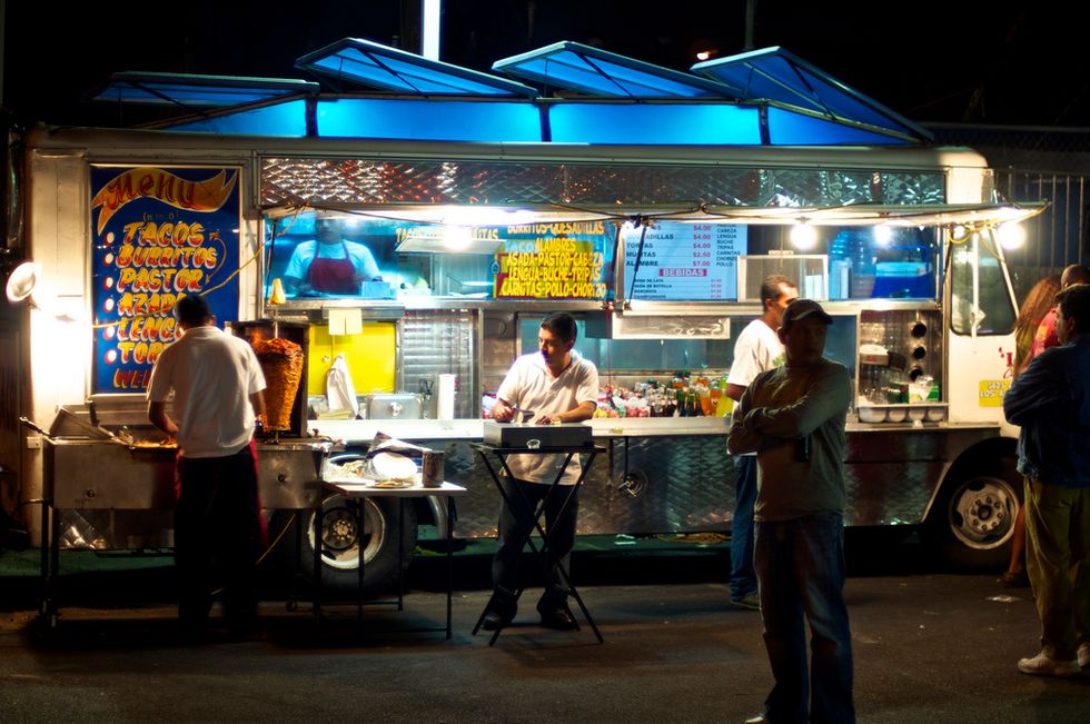 If You Live In This State, You Can Register To Vote At A Taco Truck