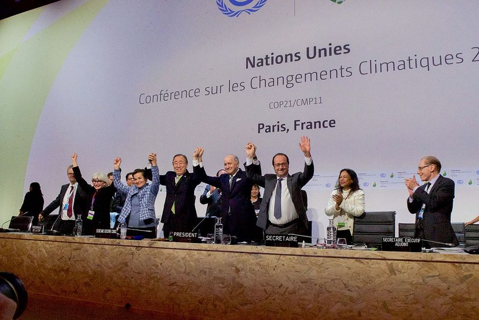 The Paris Agreement Is Officially Coming Into Effect