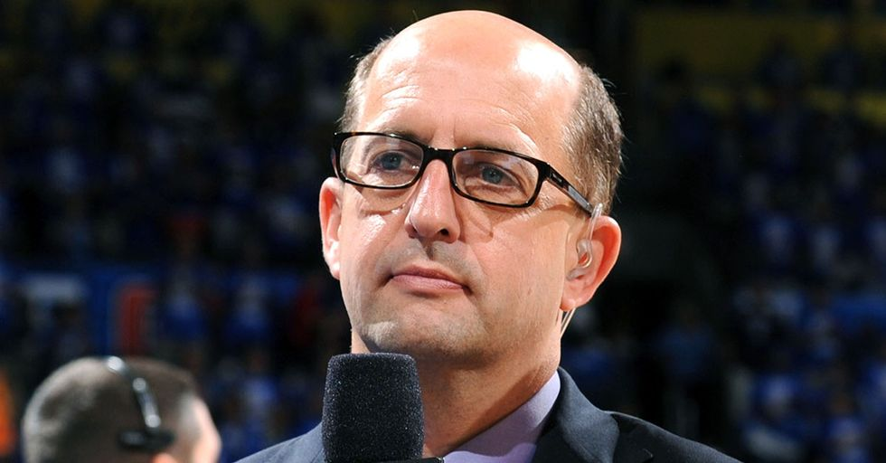 NBA Announcer Suggests On-Air How Players Guilty Of Violence Against Women Should Be Punished