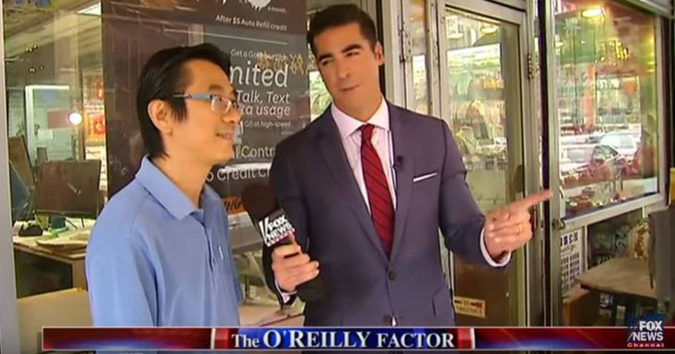 Fox News' Racist Chinatown Segment Sparks Outrage