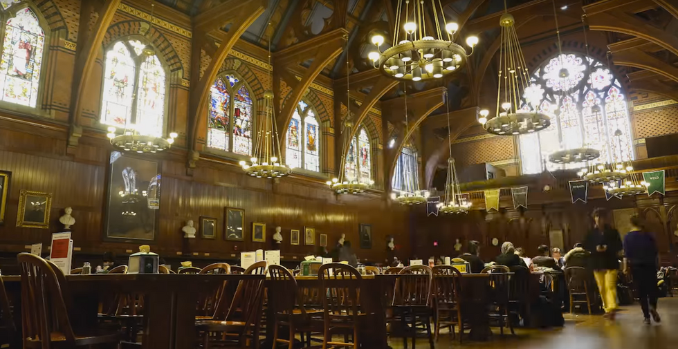 The Sobering Reason Harvard Students Are Stuffing Their Backpacks Full Of Food