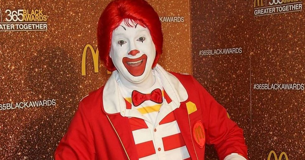 Ronald McDonald Steps Out Of the Public Eye Amid Clown Terror