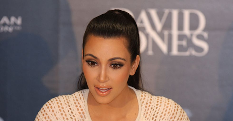 This Kim Kardashian Robbery Costume Is As Twisted As It Gets