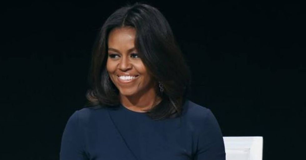 Michelle Obama Reveals The One Piece Of Advice She Wishes She'd Known At 15