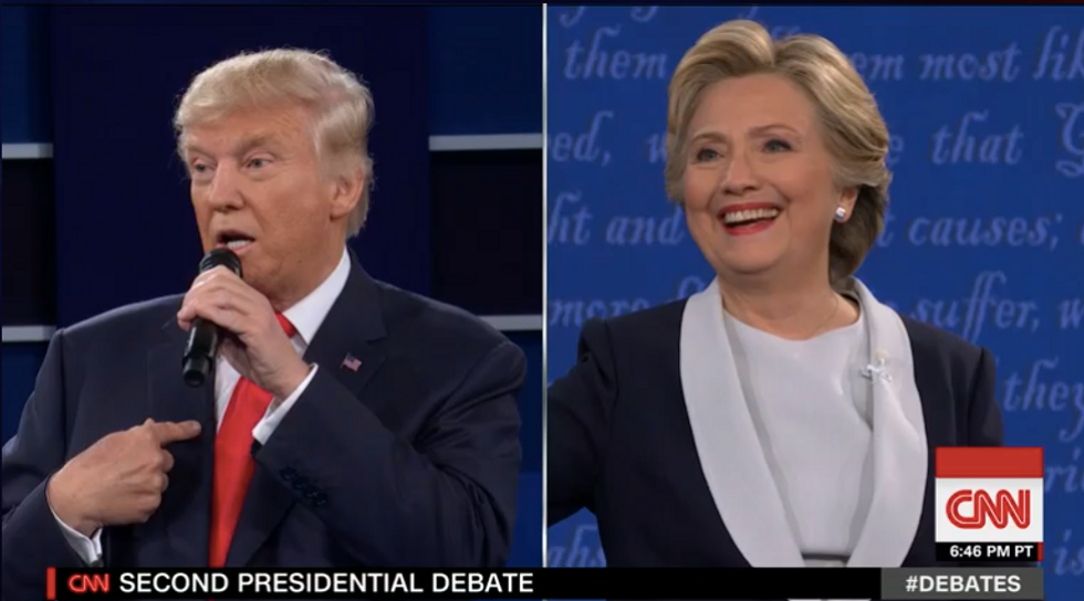 The Top 8 Lines From The Debate So Far