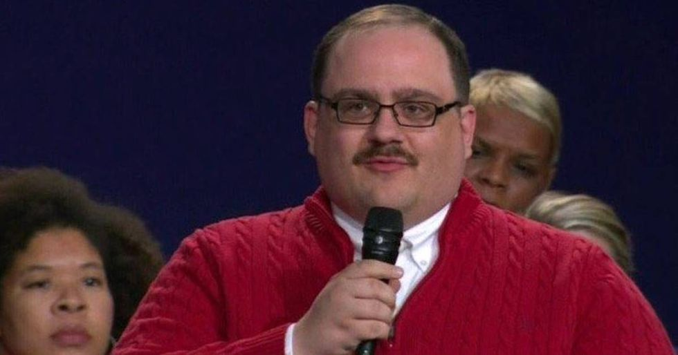 Ken Bone Reveals The True Story Behind His Iconic Red Sweater