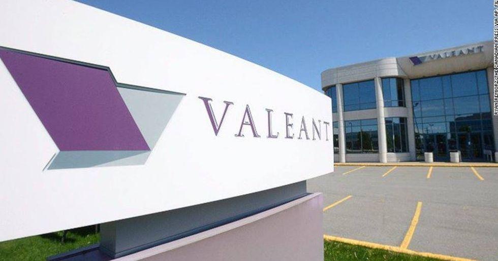 Valeant Raised The Price Of A Life-Saving Lead Poisoning Drug 2,700 Percent