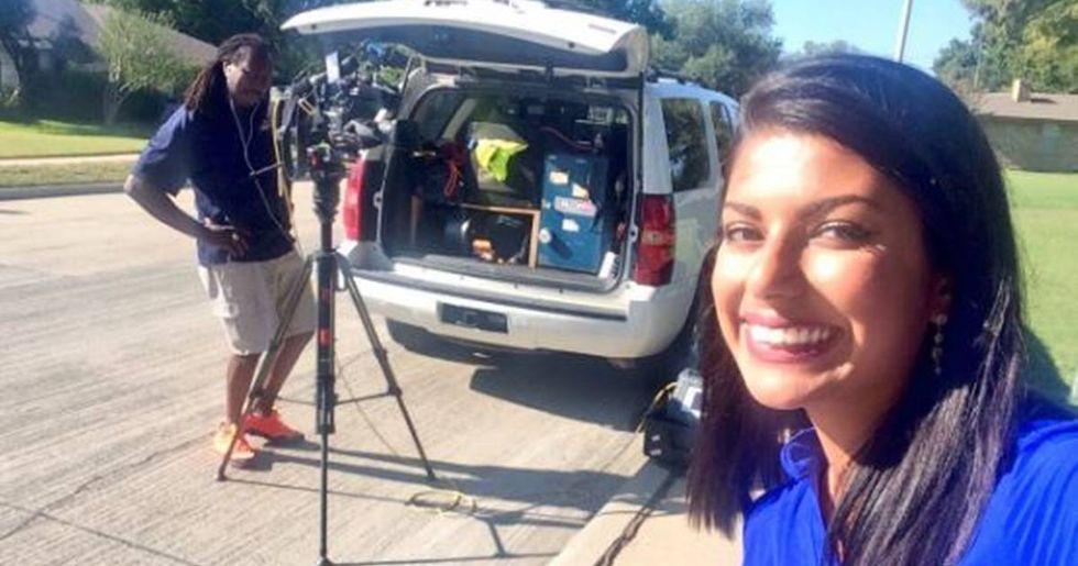 Minority News Crew Reported As 'Suspicious' To Plano, Texas Police