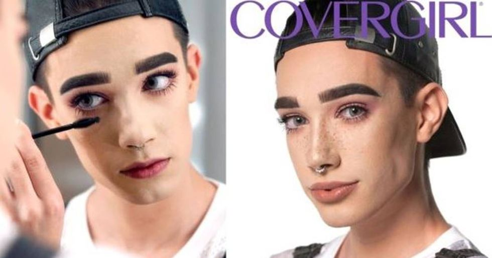 CoverGirl Announces Its First CoverBoy