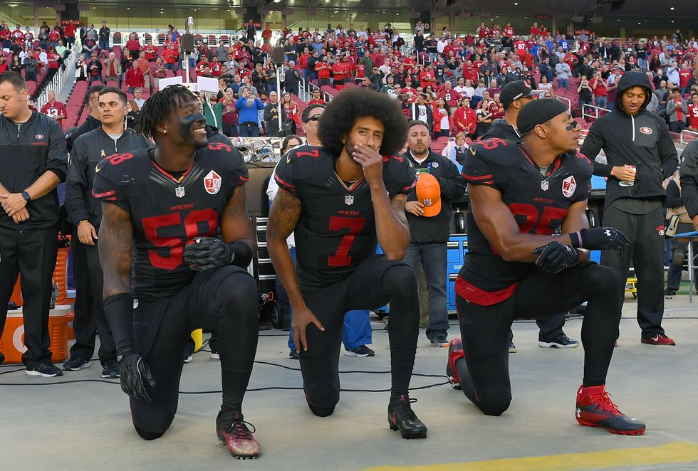 Colin Kaepernick Isn'tThe First Athlete To Face Backlash For Speaking Out