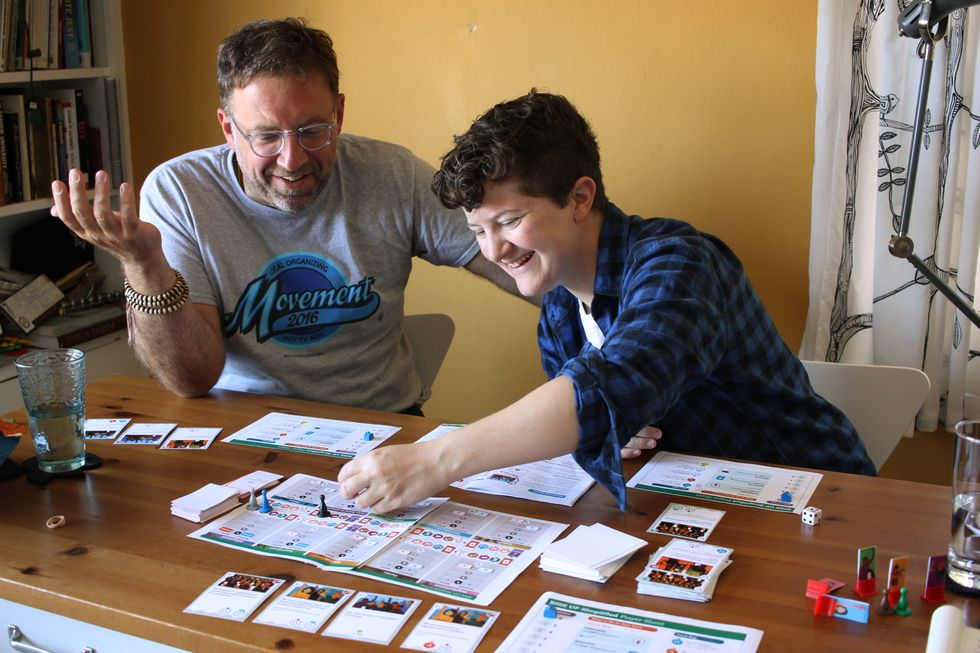 This Board Game Is Training Political Revolutionaries