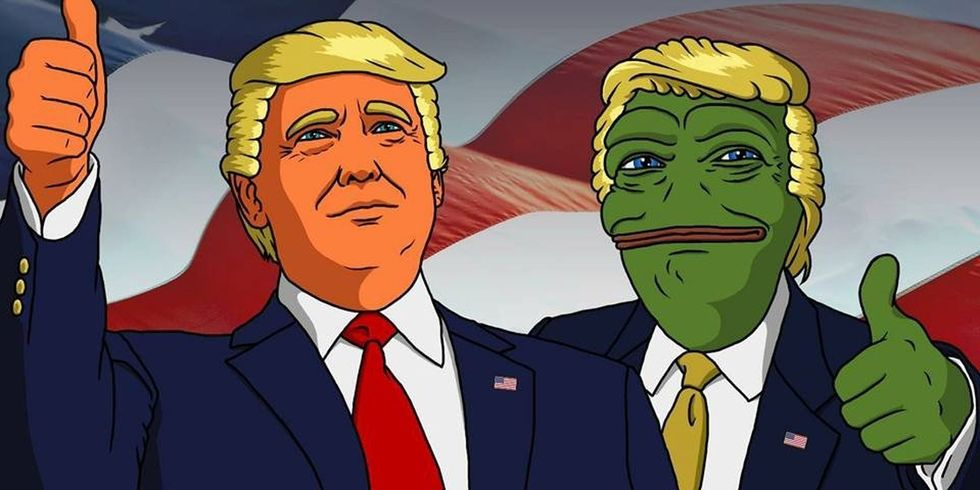 Pepe The Frog Creator Wants To Re-Claim 'Hate Symbol' From Alt Right