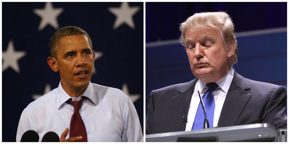 """President Obama Tells Trump To Quit """"Whining"""" About """"Rigged Election"""""""