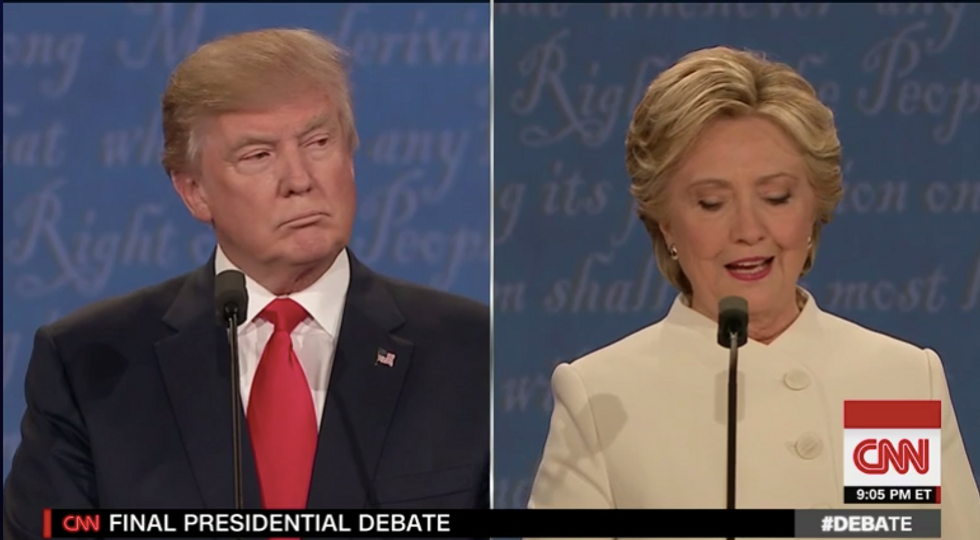 The 10 Best Lines From The Debate So Far
