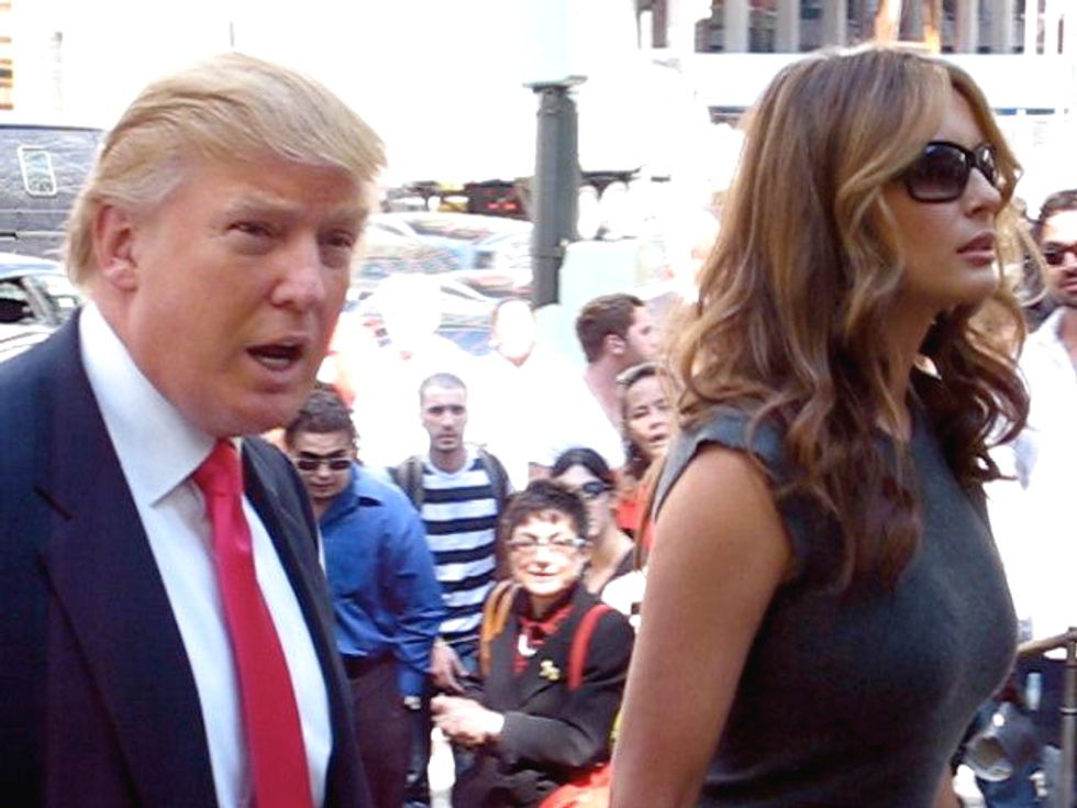 Trump Says He Hasn't Apologized To Wife Over Sexual Assault Comments