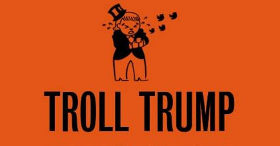 'Troll Trump' Gives Money To Clinton Every Time Trump Tweets