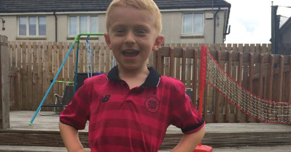 This 5-Year-Old Soccer Fan Called A Pro Team To Apologize For Missing A Game