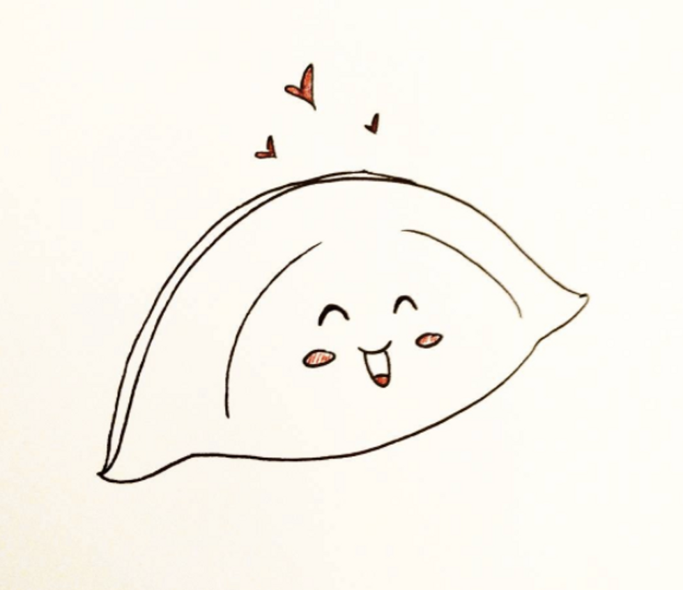 If You Are What You Eat, Why Not Be A Dumpling?